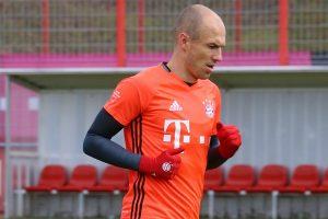 Arjen Robben Bayern Monaco Olanda