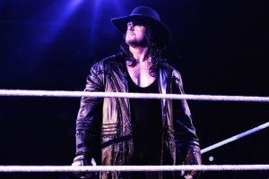 The Undertaker WWE WrestleMania