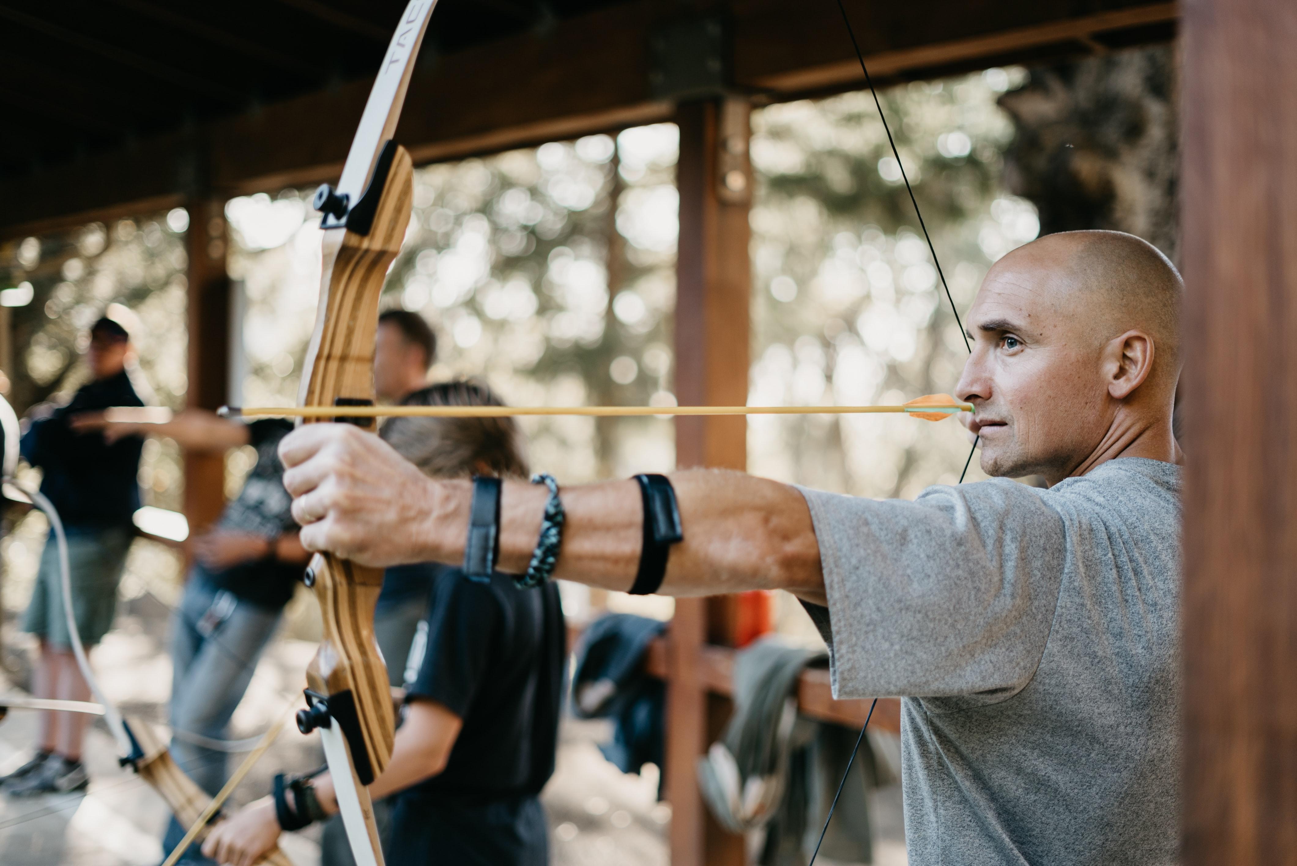 Tiro con l'arco: ecco 5 buoni motivi per praticarlo